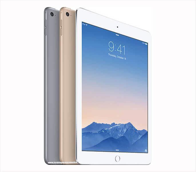 Apple Announces iPad Air 2, the World Thinnest Tablet