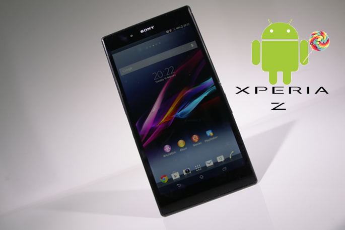 The Entire Sony Xperia Z-Line Gets the Lollipop