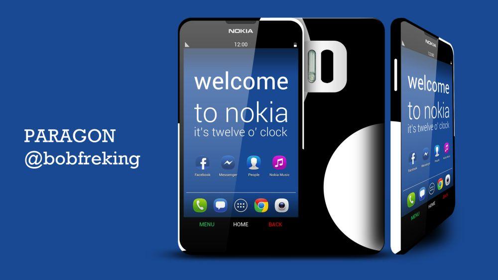Rumors unveil Nokia wish to again manufacture smartphones ...