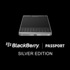 BlackBerry outs Passport Silver Edition