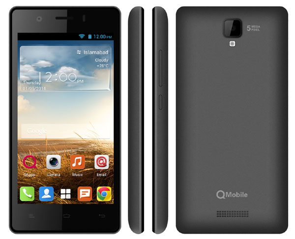 QMobile Launches Noir i6 Price in Pakistan
