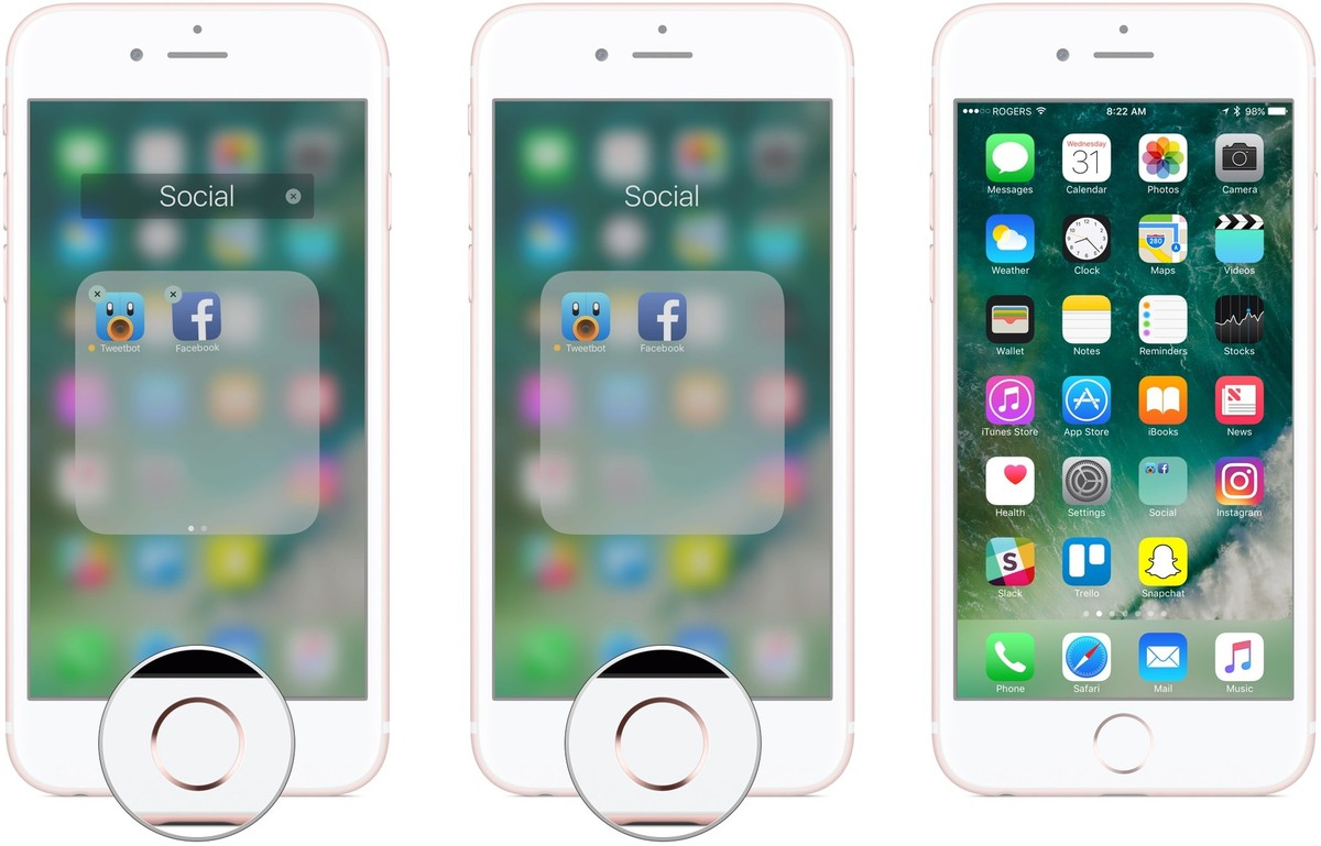 How to make iPhone 7 button more customization  Mobile
