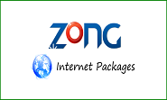 Zong Introduces Special Internet Package for its users.