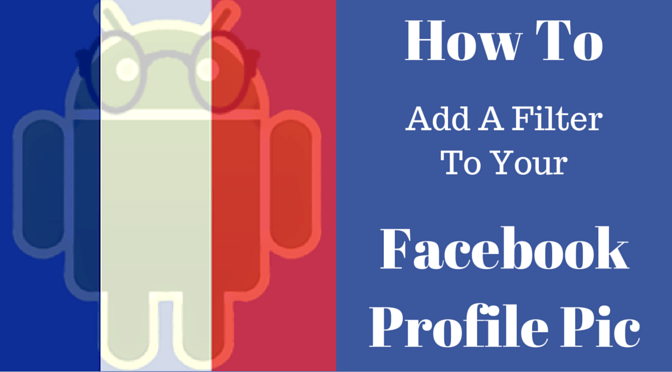 how to use facebook filters