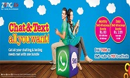 Zong WhatsApp Bundle lets you Stay around your loved ones for longer.
