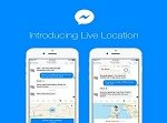 Live Location Introduced on Facebook