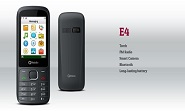 QMobile introduces E4 again sans camera option.