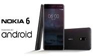 The Design on Nokia 6 leaks.-min