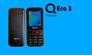 QMobile launches a compact bar phone Eco 3.