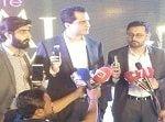 Qmobile Unveils M6 Smartphone at Pearl Continental Hotel Karachi.