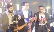 Qmobile Unveils M6 Smartphone at Pearl Continental Hotel Karachi.