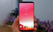Samsung will try to fix the Galaxy S8 reddish Infinity Display