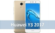 Huawei Y3 2017 Launched In Pakistan