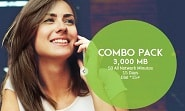 Meets Your Data And Voice Calling Needs Together With Zong Combo Pack