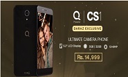 Qmobile Launches CS1 Exclusively at Daraz.pk