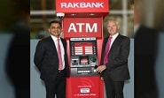 UAE Rakbank Customers Can Withdraw Money from ATM through Smartphones