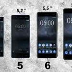 First Look Comparison of Nokia 8 and Nokia 6