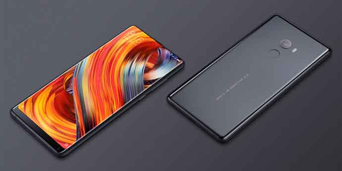 Xiaomi Mi MIX 2 Flipkart Exclusive Smartphone to Launch in