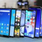 Samsung ranks at the top with shipping 317 million devices in 2017!
