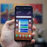 Comparing the Scree-to-body ratio for Samsung Galaxy S8 and Galaxy S9