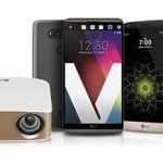 Deal: Get a free projector upon purchasing LG V30 or G6