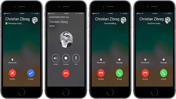 Iphone Keeps Ringing When Answering
