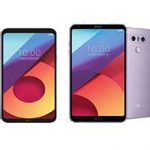 LG G6 and Q6 will now be available in Lavender Violet and Moroccan Blue colors