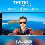"ARE YOU A SELFIE LOVER? THE ""TECNO CAMON I"" IS THERE TO SPICE UP YOUR PICTURES"