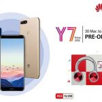 Huawei Y7 Prime 2018 is now up for Pre-order in Pakistan