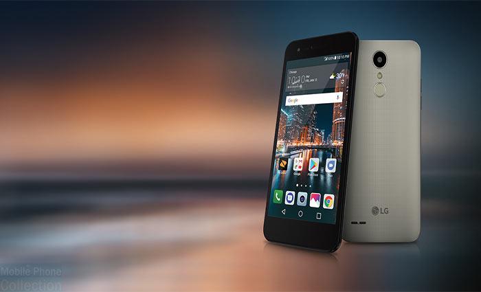 LG K9 released