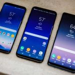 All else same, what differentiates Samsung Galaxy S9 from Galaxy Note 8 and S8?