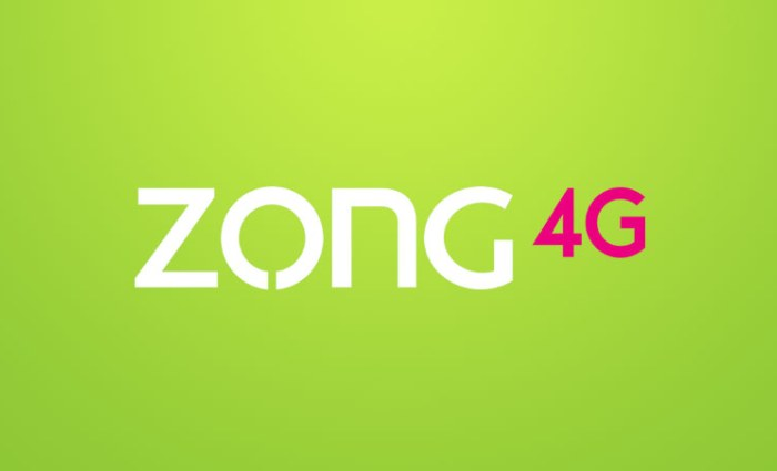 zong 4g supreme card