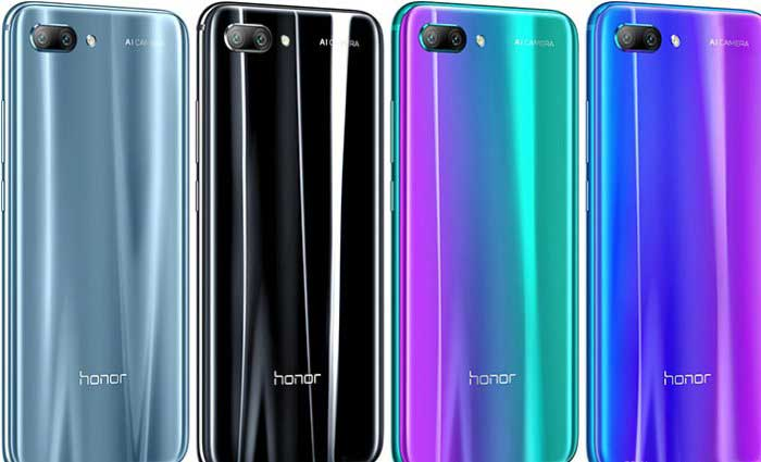 huawei honor 10 pre-booking