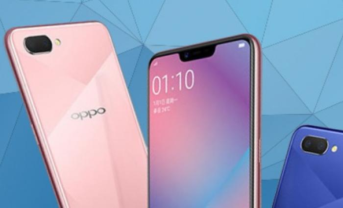 Oppo A5 leaked image
