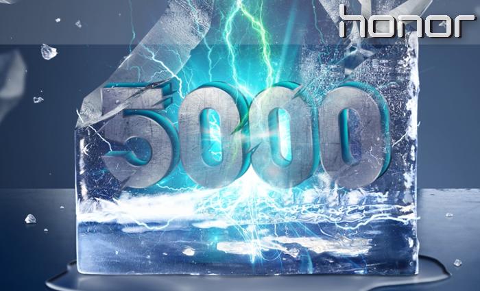 Honor Note 10 5000mAh battery mpc