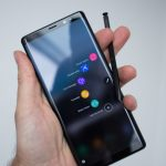 Samsung Galaxy Note9 S Pen to Control Music Playback