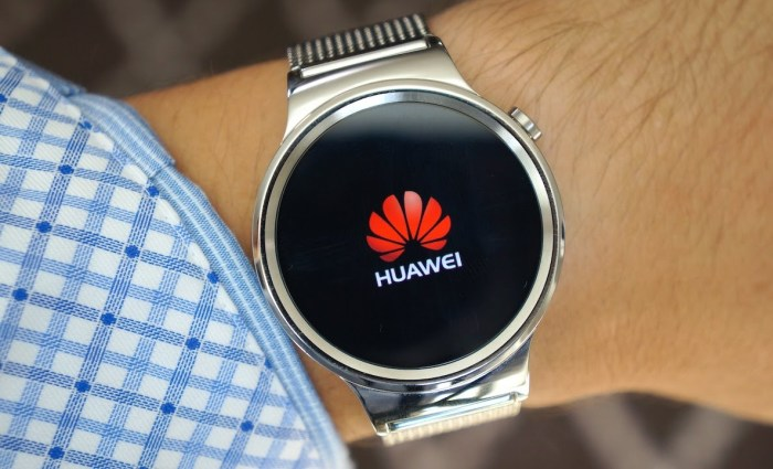 huawei smartwatch new patent