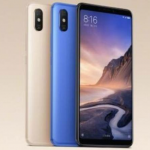 "Xiaomi Mi Max 3 is Here With 6.9"" Screen and 5500mAh Battery"